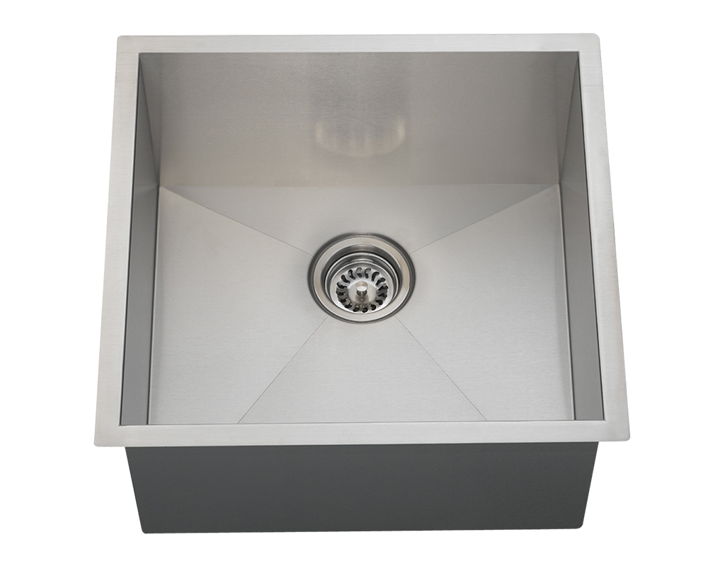 21″ Laundry 90 Degree Undermount Kitchen Sink
