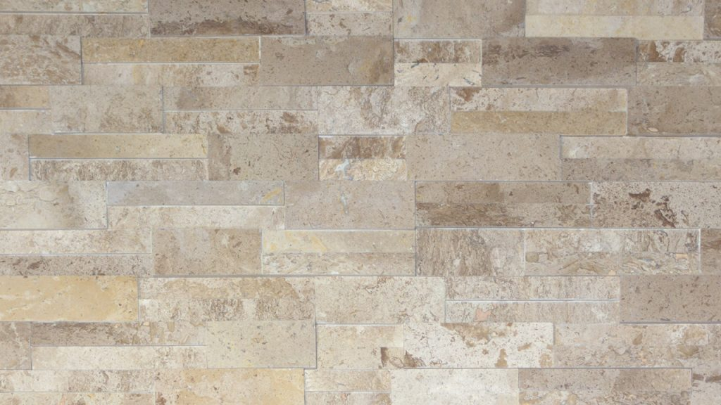 Latte Honed Accentstone Panel