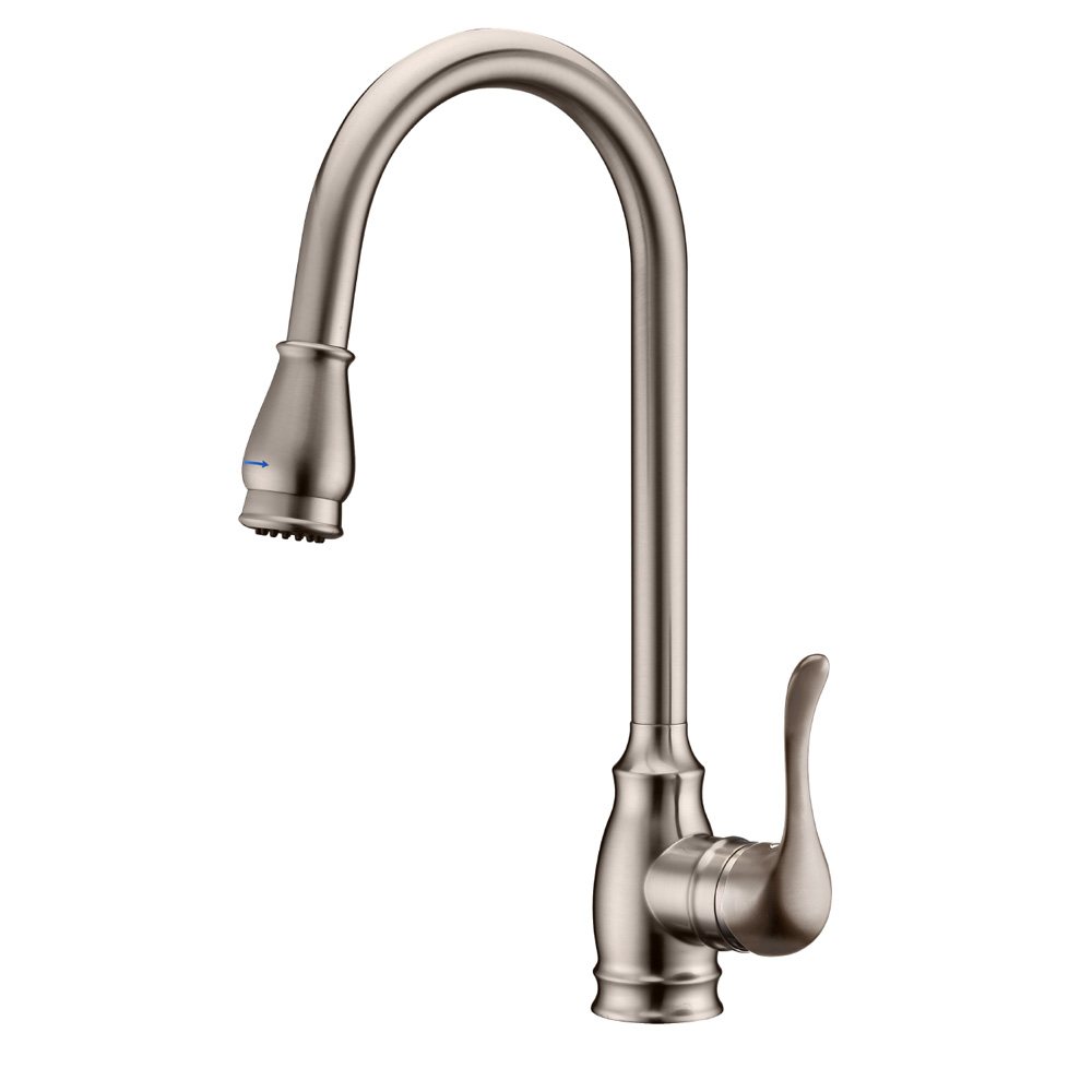 Pull Down Kitchen Faucet KF400BN