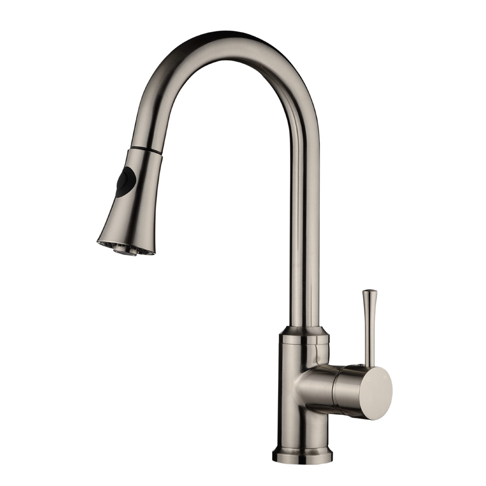 Pull Down Kitchen Faucet KF500BN
