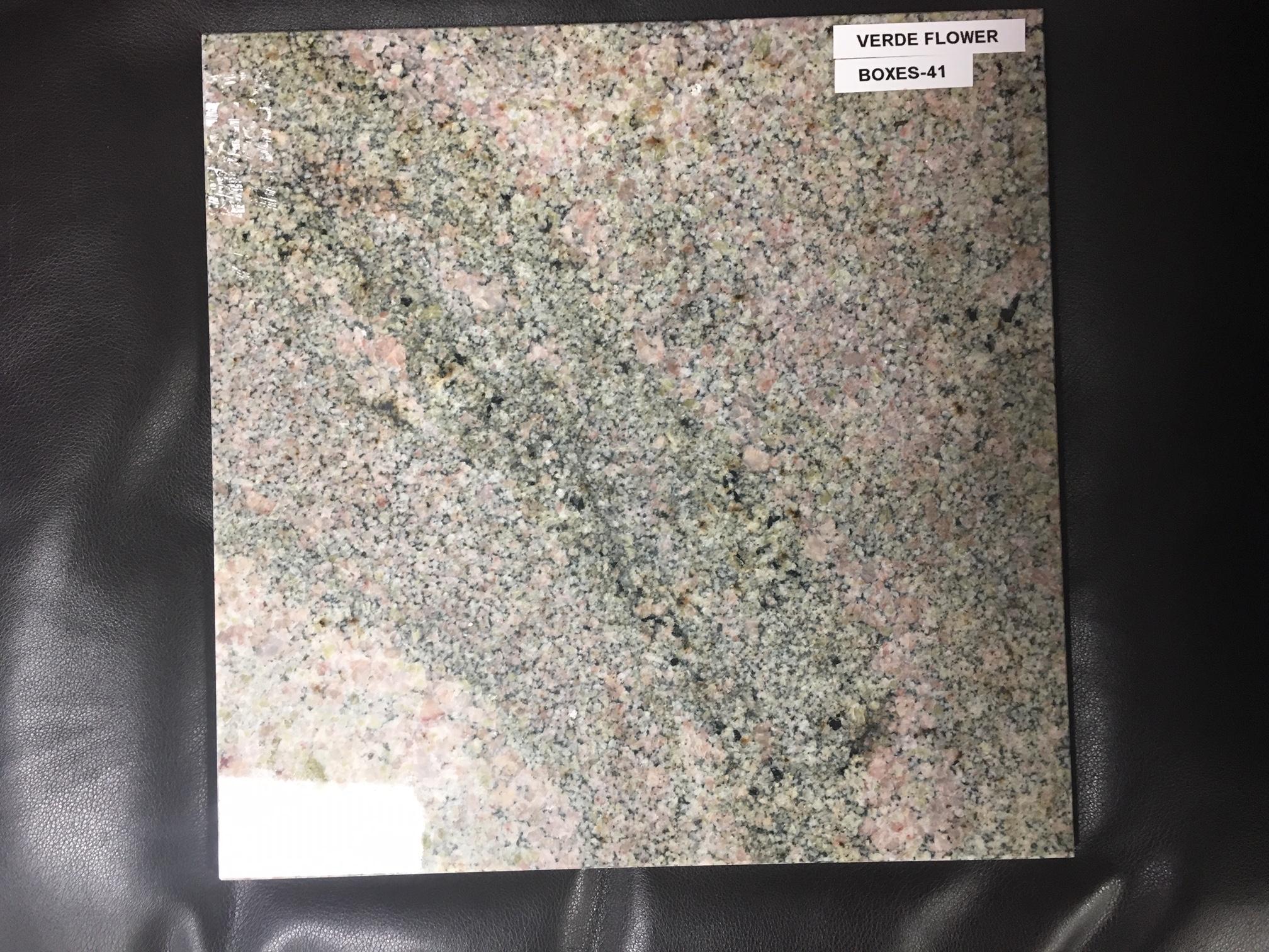 Verde Flower Tile